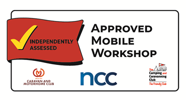 Albany Mobile Caravan Services - NCC Approved Mobile Workshop logo